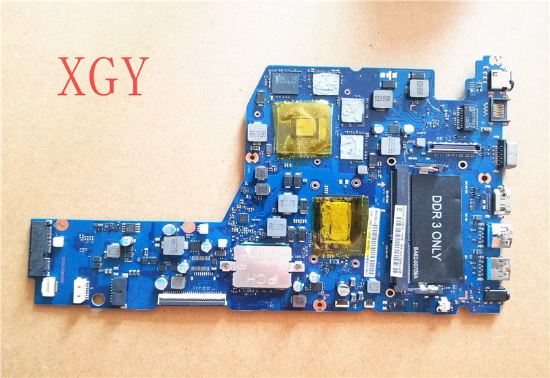 Laptop Motherboard FOR Samsung NP780Z5E NP880Z5E Motherboard W/ I7-3635QM CPU HD 8870M BA92-13138A BA92-13138B