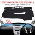 Voor Toyota Prius 30 2010 ~ 2015 Auto Anti-Slip Mat Dashboard Cover Pad Zonnescherm Dashmat Tapijt Accessoires XW30 2011 2012 2013 2014