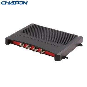 Image 3 - CHAFON Impinj R2000 фиксированный uhf rfid считыватель 4 порта с RS232 RJ45(TCPIP) USB интерфейс обеспечивает бесплатную SDK для спортивной системы таймера