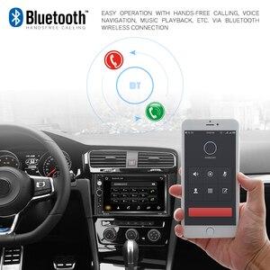 Image 5 - Podofo Android Car Multimedia Player GPS 7010B 2 Din Stereo Radio Autoradio For Volkswagen Skoda Nissan Hyundai Kia Toyota Lada