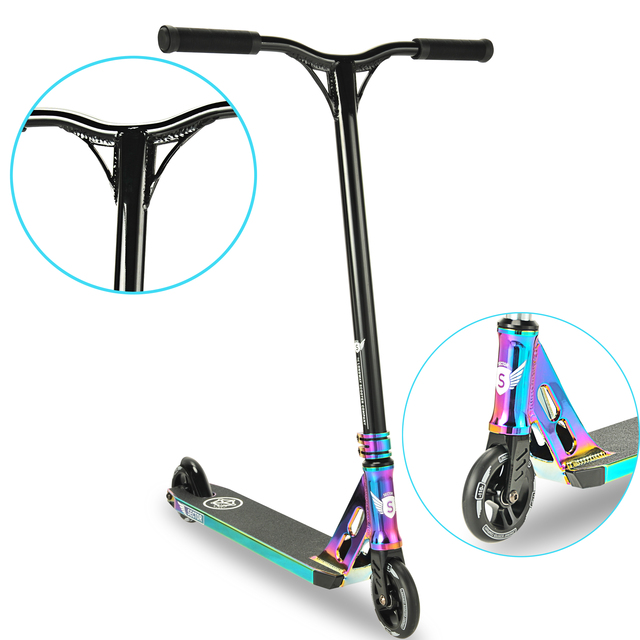 Pro Stunt Scooters for 8Y and up Kids/Teens/Adult 1