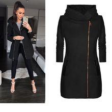 Новинка 2020 модная флисовая куртка на молнии сбоку Женская