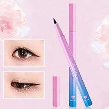 New Black Liquid Eyeliner Pen Waterproof Long Lasting Non-Blooming Eye-Catching
