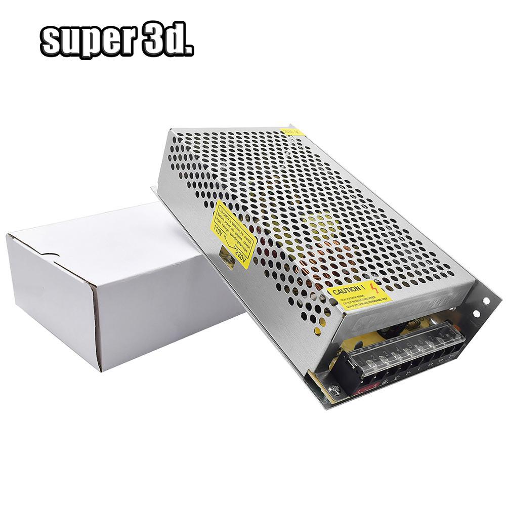 Купить импульсный источник питания для 3d принтера переменный ток 110