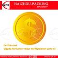 HZPK дополнительная стоимость перевозки для специального дизайна или запасных частей для каждой машины