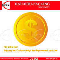 HZPK Extra Cost For Special Design Or Spare Part For Each Machine Freight Cost For Machine