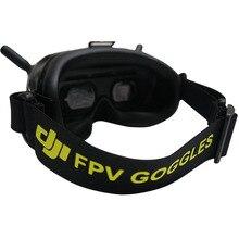 DJI FPV goggles  Headband,non slip, with battery holder, adjustable, customizable pattern, Fatshark HDO Skyzone Sky02X EV200D