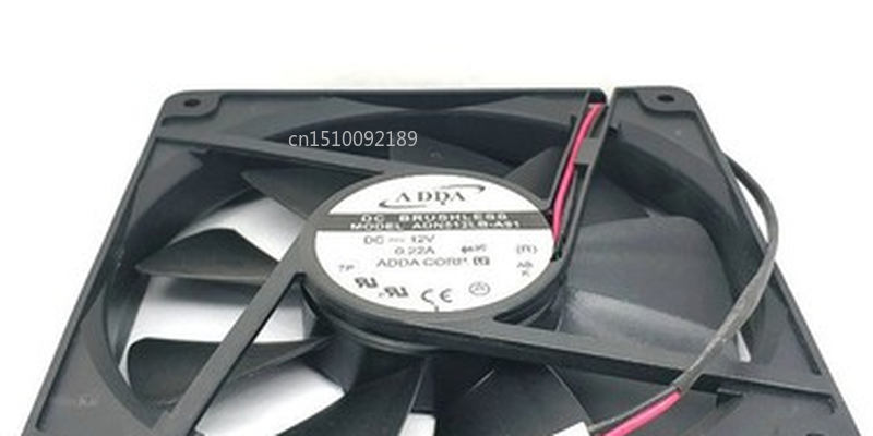 Free Shipping ADN512LB-A91 135*25 DC12V Cooling Fan