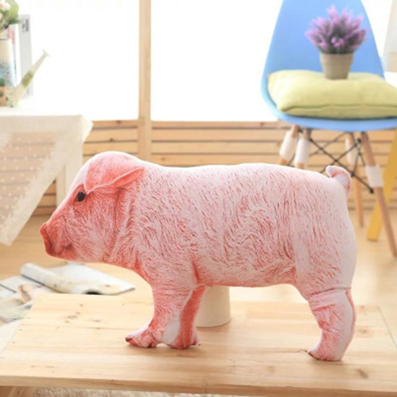 3D Pig Plush Toy High Quality Cute Anime Plush Toys Children's Gift Toy Kids Cartoon Animal Plush Doll Kids Gift