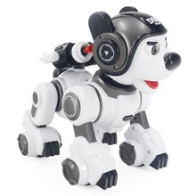 Infrared remote control childrens toys intelligent early education programmable robot mechanical pet dog