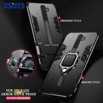 Перейти на Алиэкспресс и купить Чехол для телефона OPPO Reno4 Reno 2 2Z 2F ACE 10X X3 ZOOM K3 A1K A5 A9 2020 A11X Realme X50 6 3 5 Pro X X2 XT C2 C3, магнитный чехол для телефона
