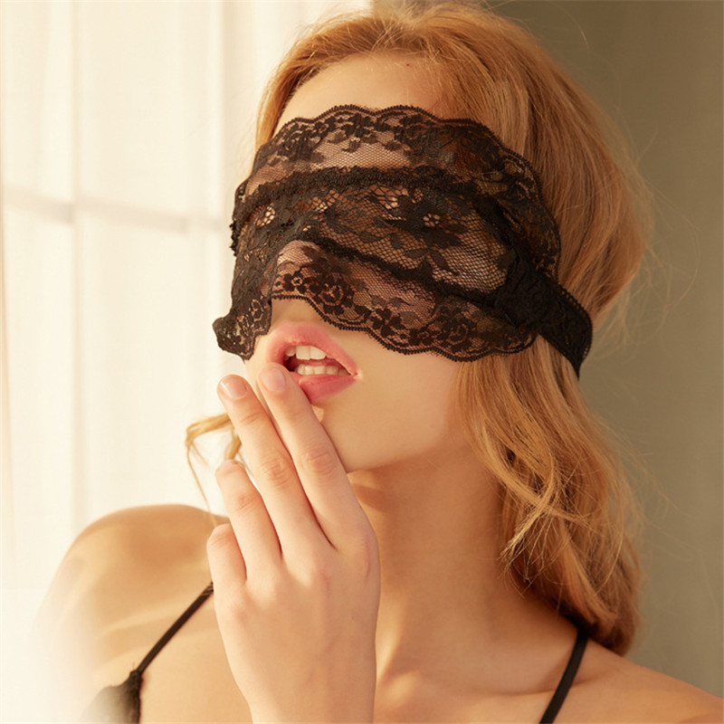 NAINAIKEI Cosplay Erotic Lingerie For Women Party Club Pole Dance Sex Costumes Transparent Lace Mask Sexy BabyDoll Sex Products