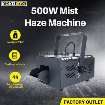 Pilot z wyświetlaczem LCD dj dmx generator mgły przenośny maszyna do dymu haze maszyna do mgły z cichy wentylator