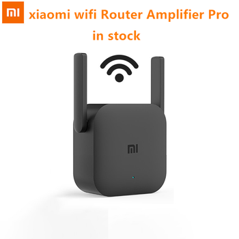 Xiaomi WiFi Router Amplifier Pro Router 300M 2.4G Network Expander Repeater Power Extender Antenna Home Office