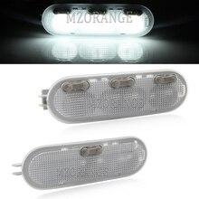LED 3ปุ่ม1ปุ่มรถภายในโดมอ่าน Light สำหรับ Nissan Qashqai/Sunny/มีนาคมอ่านโคมไฟเพดานรถอุปกรณ์เสริม