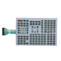DHL free 100% original CNC machine tool accessories 61 0201 key board operation panel machining center/lathe warmly for 1 year