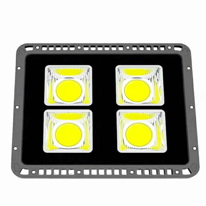 2 قطعة مقاوم للماء IP65 Led COB كشاف ضوء 600 واط 500 واط 400 واط 300 واط 200 واط 100 واط 50 واط Led الكاشف عاكس مصباح AC85-265V
