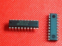 10 قطعة/الوحدة 74HC373N 74HC373 SN74HC373N CD74HC373E DIP20 في الأسهم