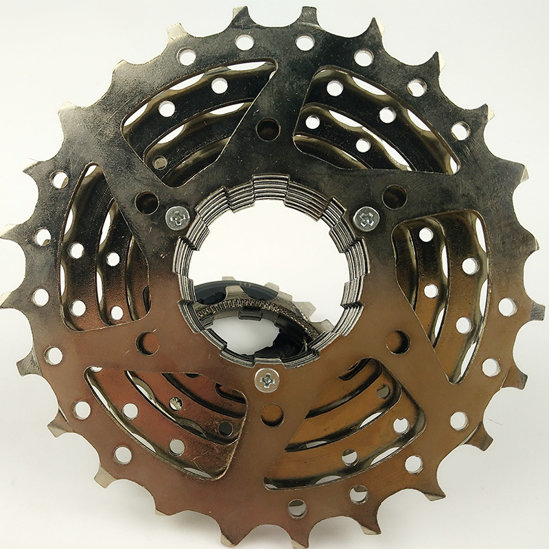 ProMend Highway Bicycle Flywheel Csr-0925 Positioning 9-Speed Spare Parts Cassette Cone Pulley Transmission Gear