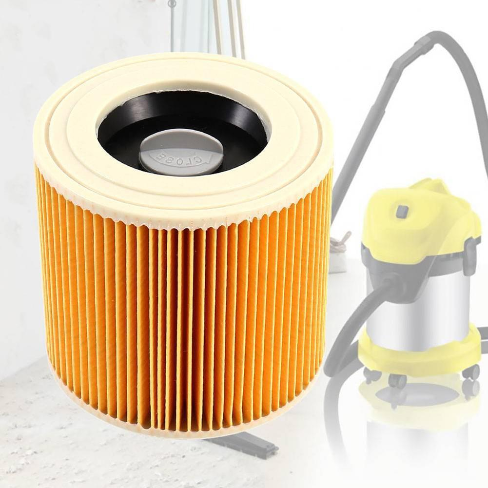 Replacement Washable Cartridge Filter Kit For Karcher Wet Dry Vacuum Cleaner The Replacement Cartridge Filter Is Designed For