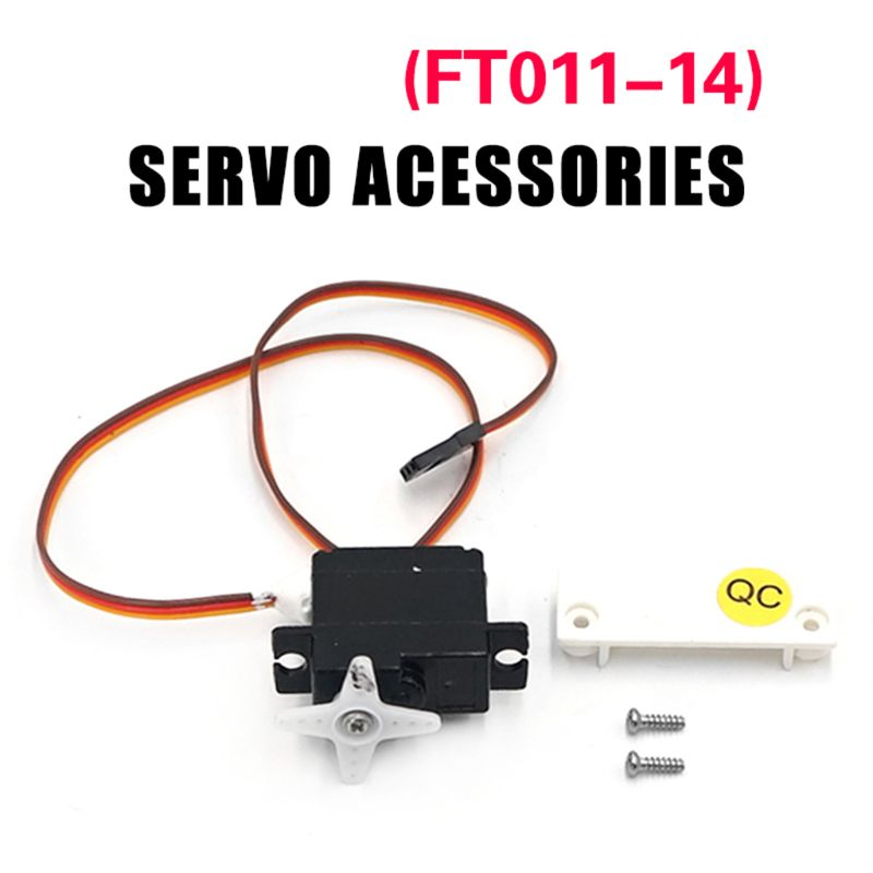 New FT010-14 Servo Parts For Feilun FT011 RC Boat Remote Control Toys Parts