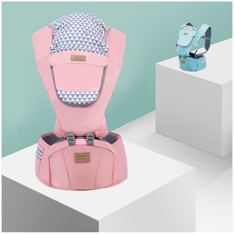 0-36 Months Breathable Front Facing Baby Carrier 3 In 1 Infant Comfortable Sling Backpack Pouch Wrap Baby Kangaroo New