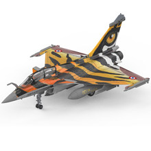 Avion dassaut Rafale B Ocean Tiger Double sit, échelle 1/72, offre spéciale, modèle d'avion, jouet, Collection cadeau, 14615PB