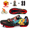 2021 Для мужчин кроссовки для велоспорта MTB плоский обувь специализированных Для женщин Для мужчин сглаживатель перепадов напряжения гоночн...