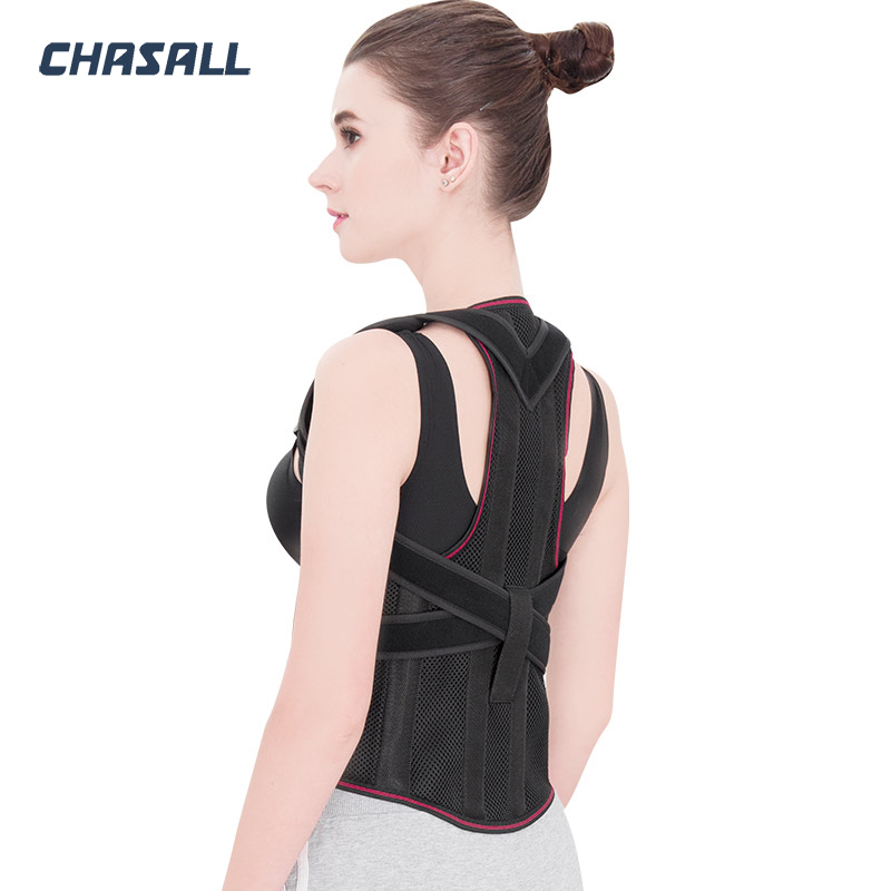 Chasall Posture Corrector Belt to Correct Back and Shoulder Posture  Provides Back Support Prevents Habitual Hunchback Helps to Relieve Shoulder and Back Pain 1
