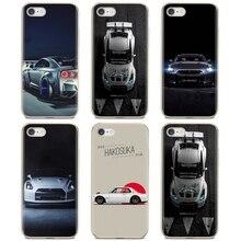 For Xiaomi poco X3 nfc F2 Pro M3 Mi 5X 6X Max Mix 1 2 2S 3 Mi5 Mi6 Mi3 Mi4 Soft Cover sports car JDM Car GTR Metal Logo