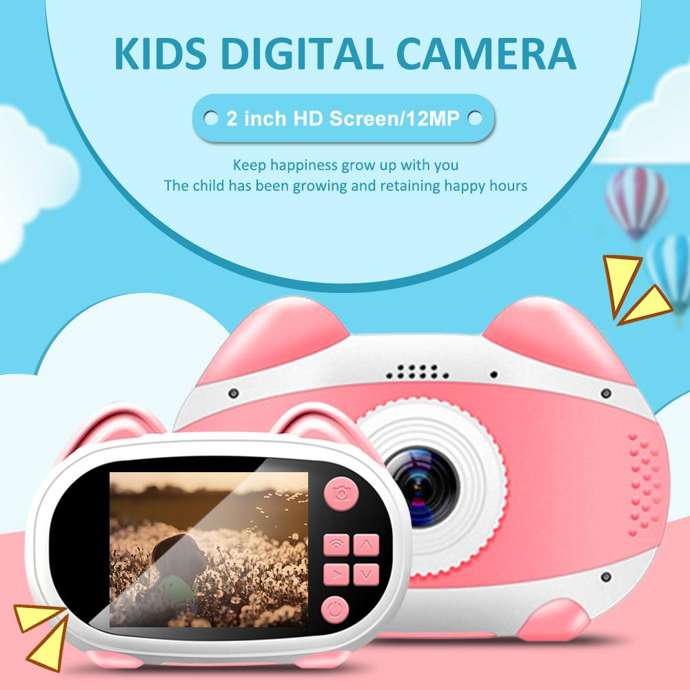 Hfc0cf483128d486ea75d0fe1641a7500c 2019 Newest Mini WiFi Camera Children Educational Toys For Children Birthday Gifts Digital Camera 1080P Projection Video Camera