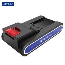 Bateria original para jimmy jv83 handheld aspirador sem fio