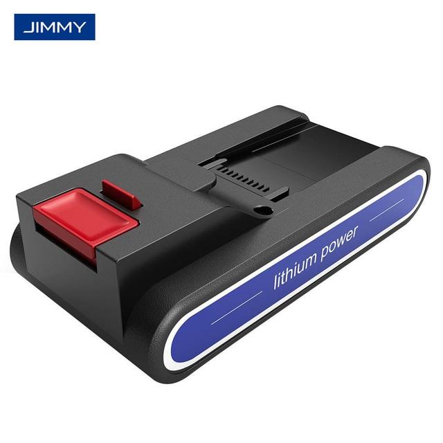 Orijinal pil paketi JIMMY JV83 el akülü elektrikli süpürge
