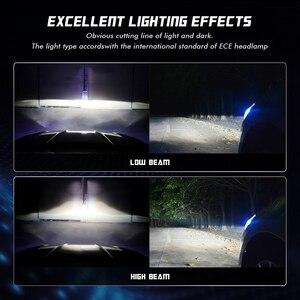 Image 5 - NOVSIGHT Car Projector Headlight H7 Led H7 H11 9005/9006 9012 D5 D2/D4 D1/D3/D8 90W 12000LM 6500K Auto Headlamp Fog Light Bulbs
