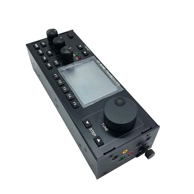 Récent 10-15W RS-918 SSB HF SDR HAM émetteur-récepteur transmettre la puissance TX 0.5-30MHz V0.6 - 3