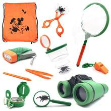 Открытый набор игрушек для детей из 12 приключенческих детских