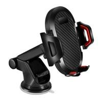 Soporte de ventosa Universal para salpicadero o parabrisas de coche ajustable de 360 grados para teléfono móvil