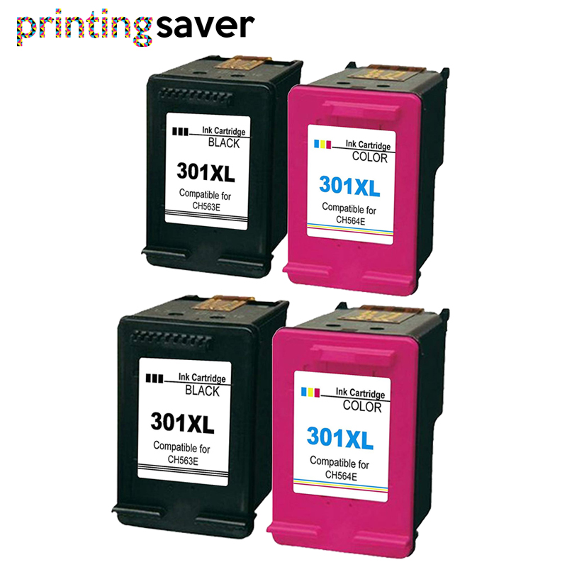 301XL Re-Manufactured Ink Cartridge Replacement For HP 301 HP301 DeskJet 1050 2050 3050 2150 3150 1010 1510 2540