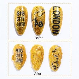Image 4 - 15ML Nail Gel Magic Remover Soak Off Gel Polish Degreaser for Nail  Primer Cleaner Varnishes Liquid Fast Manicure Tools LA1038