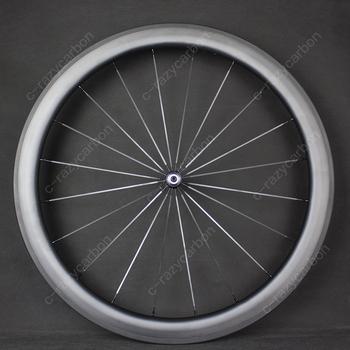 700C pełna węgla rowerów jazda na rowerze darmowa wysyłka koła z Novatec 291 482 piasty kolarstwo szosowe jakości na sprzedaż tanie i dobre opinie 20-24 h CARBON V hamulca Rowery drogowe 26mm 30 35 38 40 45 50 55 60 70 Black Aero Falt spoke Shiman0 Campi