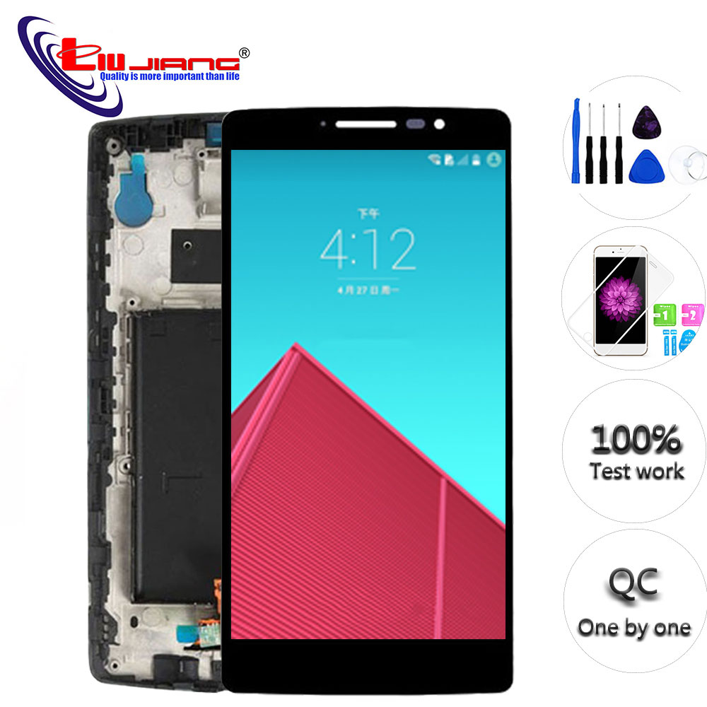 Original Display For LG G4 H810 H811 H815 LCD Display Touch Screen Digitizer Assembly Replacement parts For LG G4 LCD Display image