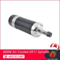 CNC Spindle 600W Milling Motor Brushless DC 100V Router Spindle ER11 Collet Motor Tools