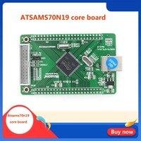 Atsams70n19 mini placa  300mhz Cortex-M7  usb 2.0 dispositivo de alta velocidade 512 flash 256 sdram