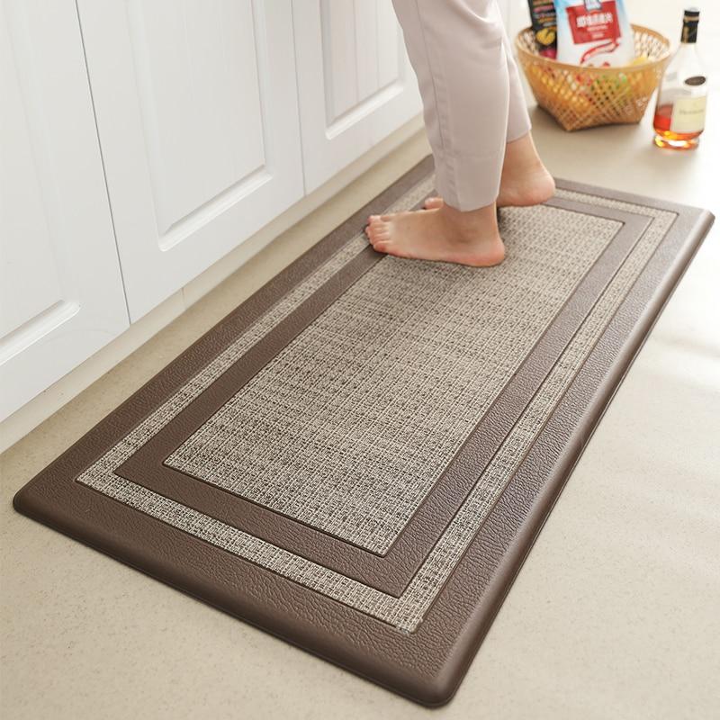 New Design Bathroom Mats Kitchen Door Mat Anti-slip Floor Rug Carpet Doormat