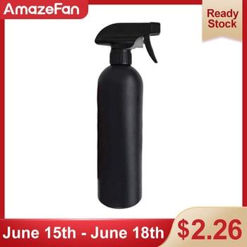 500ml Plastic Spray Bottles With Black Trigger for Cleaning Solutions Hairdressing Spray Bottle Empty Spray Bottle Refillable H