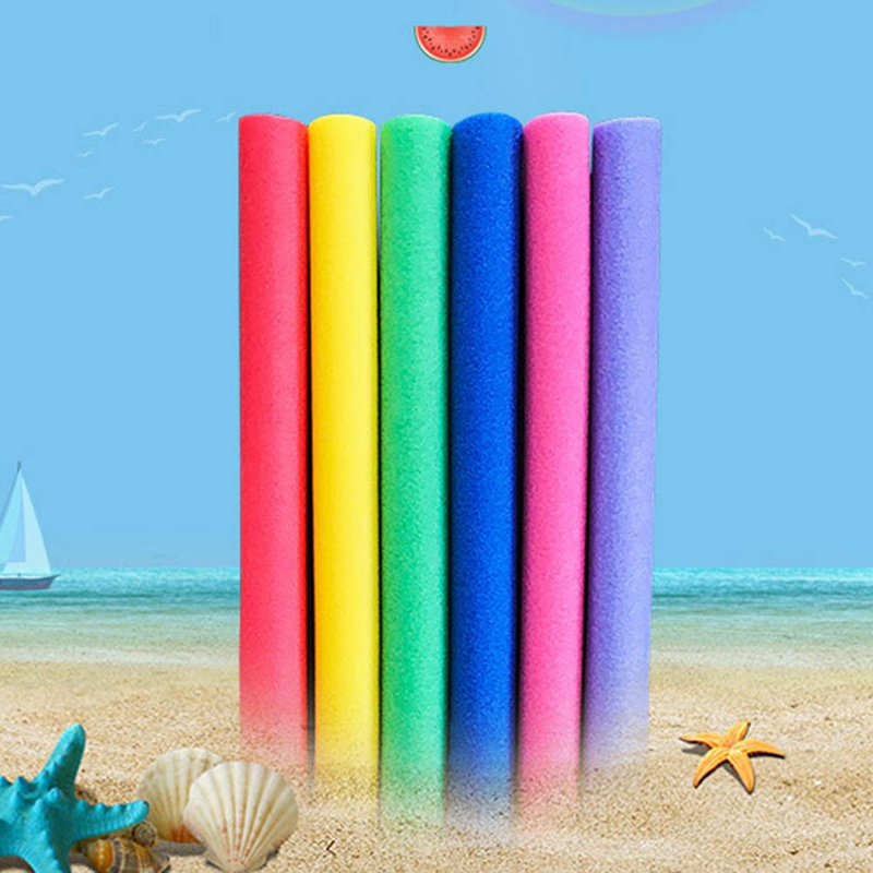 HOT SALE Swimming Aid Foam Noodles Swim Pool Noodle Water Float Stick Floating Foam Sticks