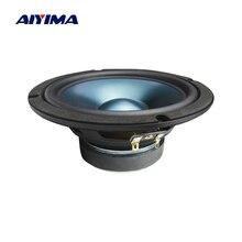 AIYIMA 1PCS 6.5 Inch Audio Car Midrange Bass Speake