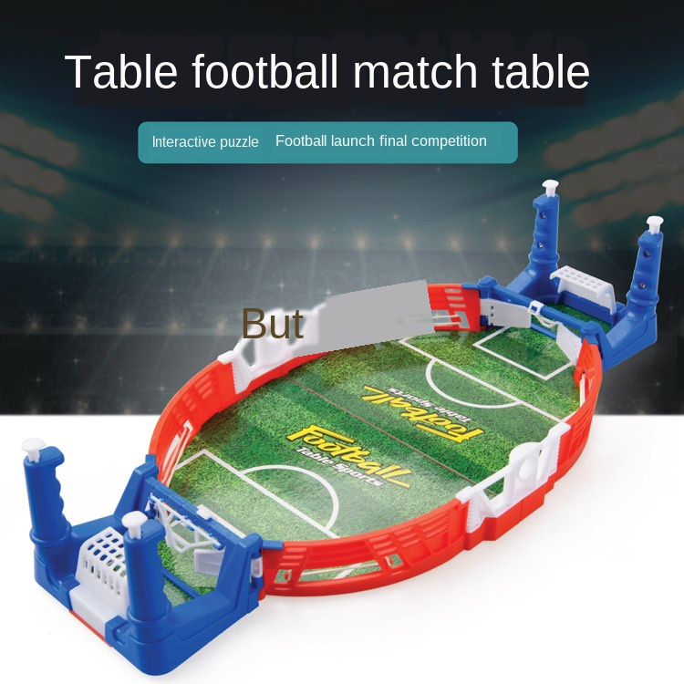 Parent-child Interaction Table Game Foosball Table Soccer Game Puzzle Children Toys