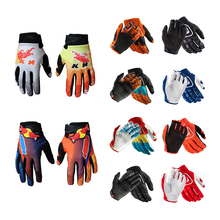 2020 New Men Bicycle Gloves Road Cycle Gloves Mountain Bike Gloves Full Finger Sports Motorcycle Gloves Off-road Vehicle Gloves cheap love attach CN(Origin) Cotton Polyester Universal Washable