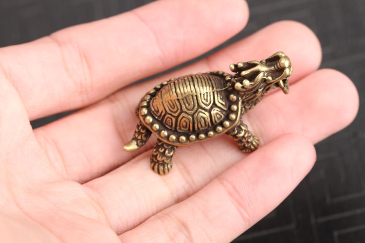 Dragon Turtle Keychains Pendants  (5)